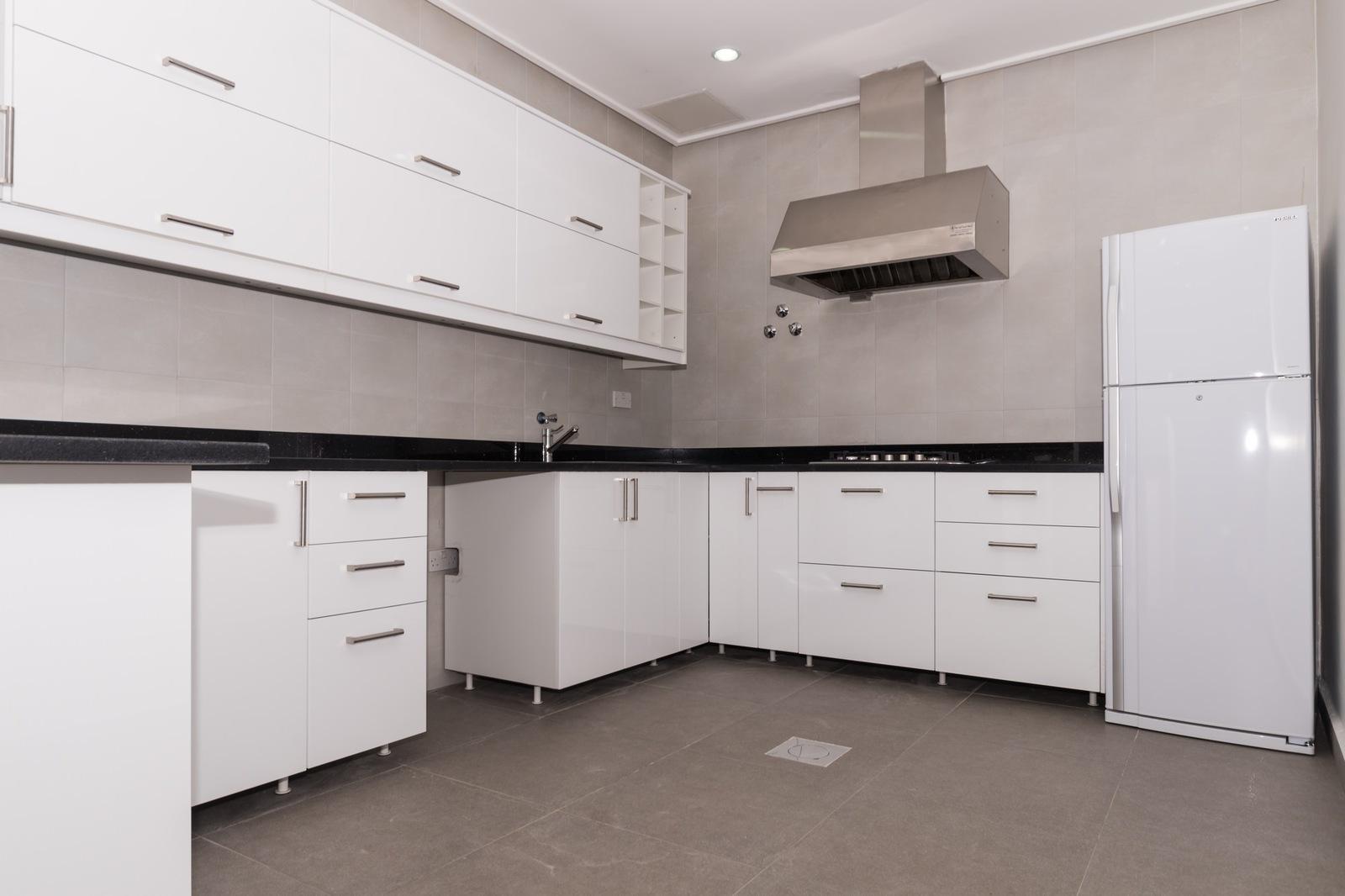 Abu Fatira – new, unfurnished, three bedroom apartment