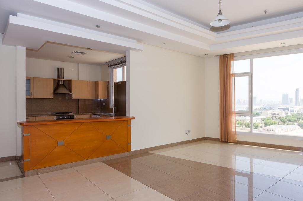 Shaab – unfurnished, two bedroom apartment w/sea view