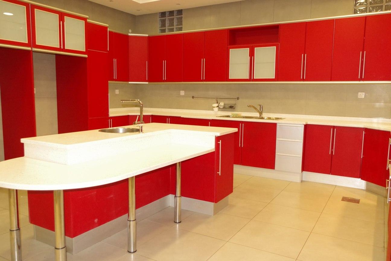 Salam – spacious, unfurnished, four bedroom duplex w/balcony
