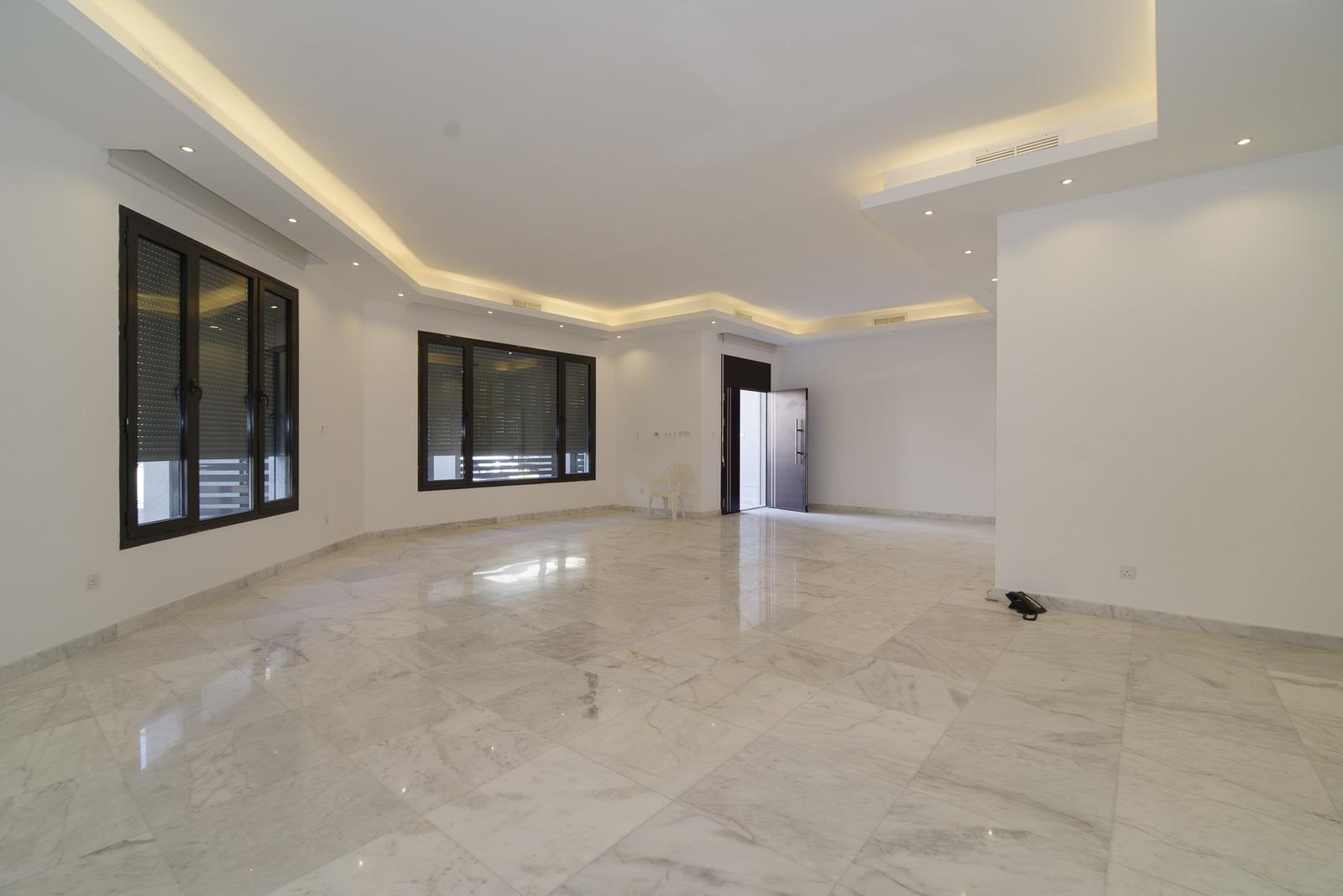 Khaldiya – spacious, unfurnished, 4 master bedroom villa