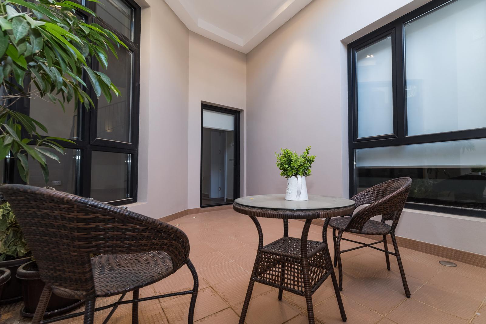 Mesayel – unfurnished duplex apartment w/yard