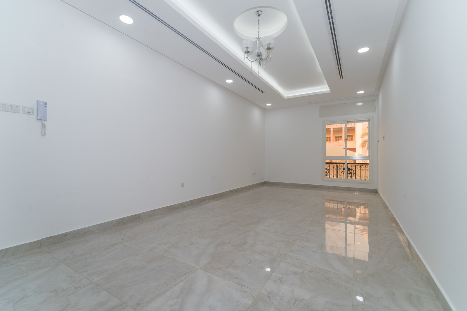 Jabriya – new, unfurnished, three master bedrooms apartments