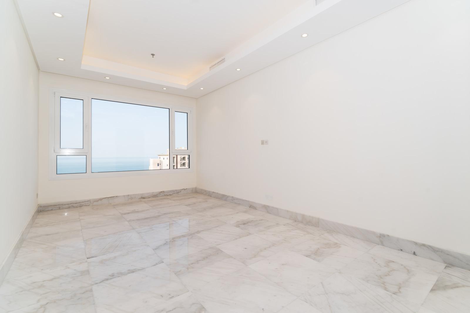 Shaab – unfurnished, se view, three bedroom apartments w/pool