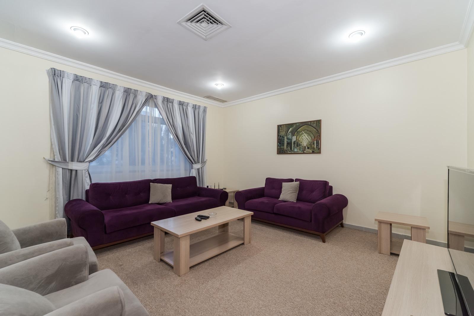 Salmiya – fully furnished, three bedroom apartments w/pool