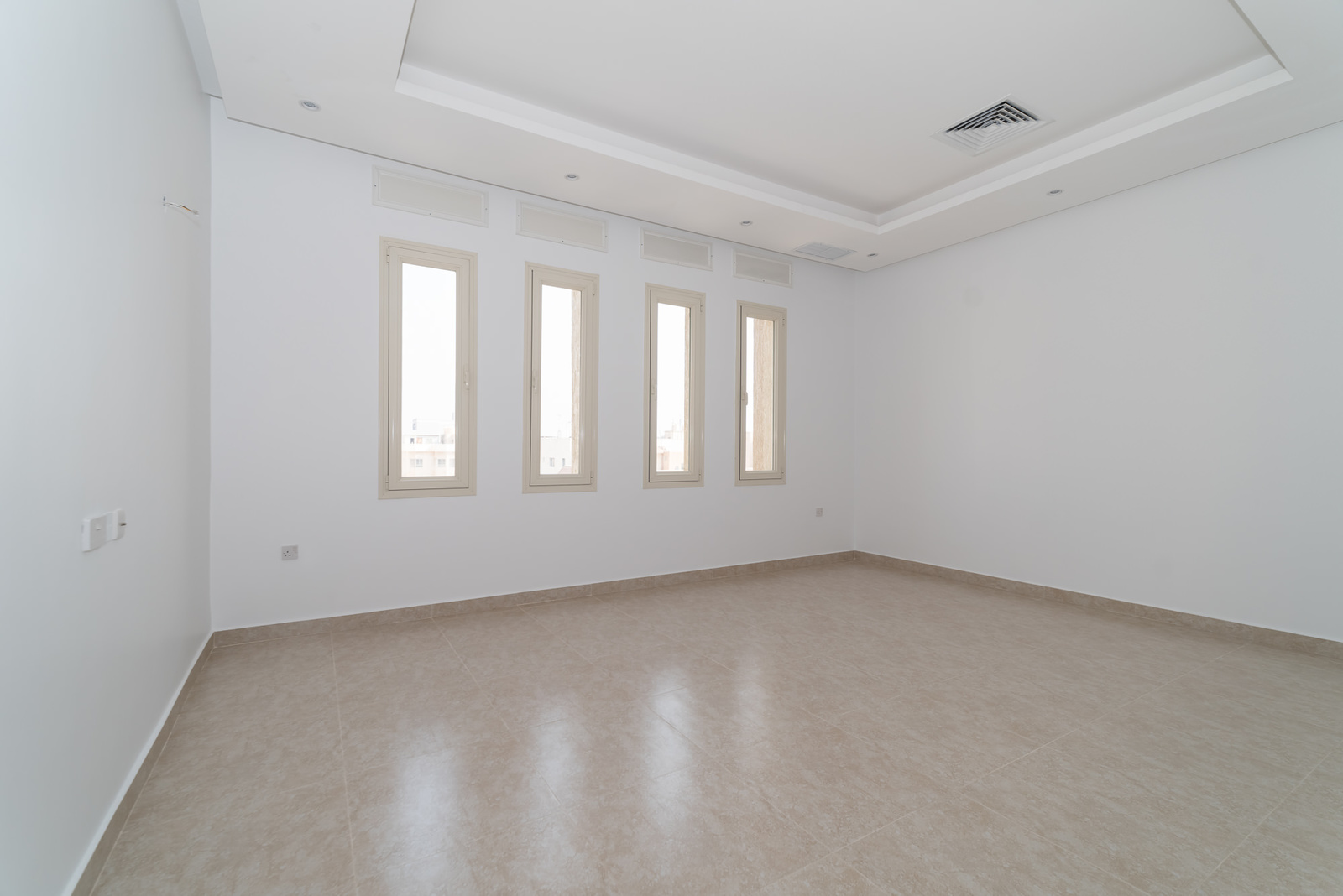 Salwa – spacious, unfurnished, four bedroom apartments