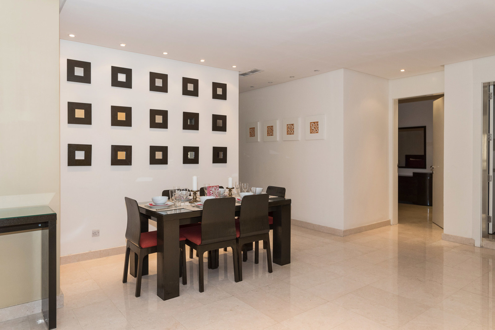 Fintas – beautiful, spacious, serviced and furnished, two bedroom apartments