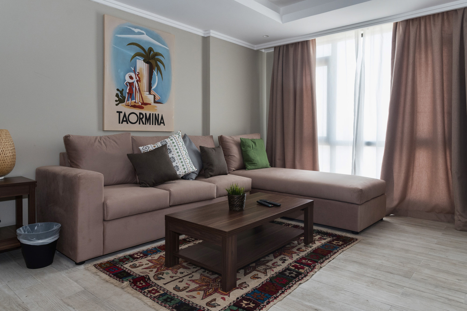 Bneid Al Gar – great, furnished, two and three bedroom apartments w/facilities