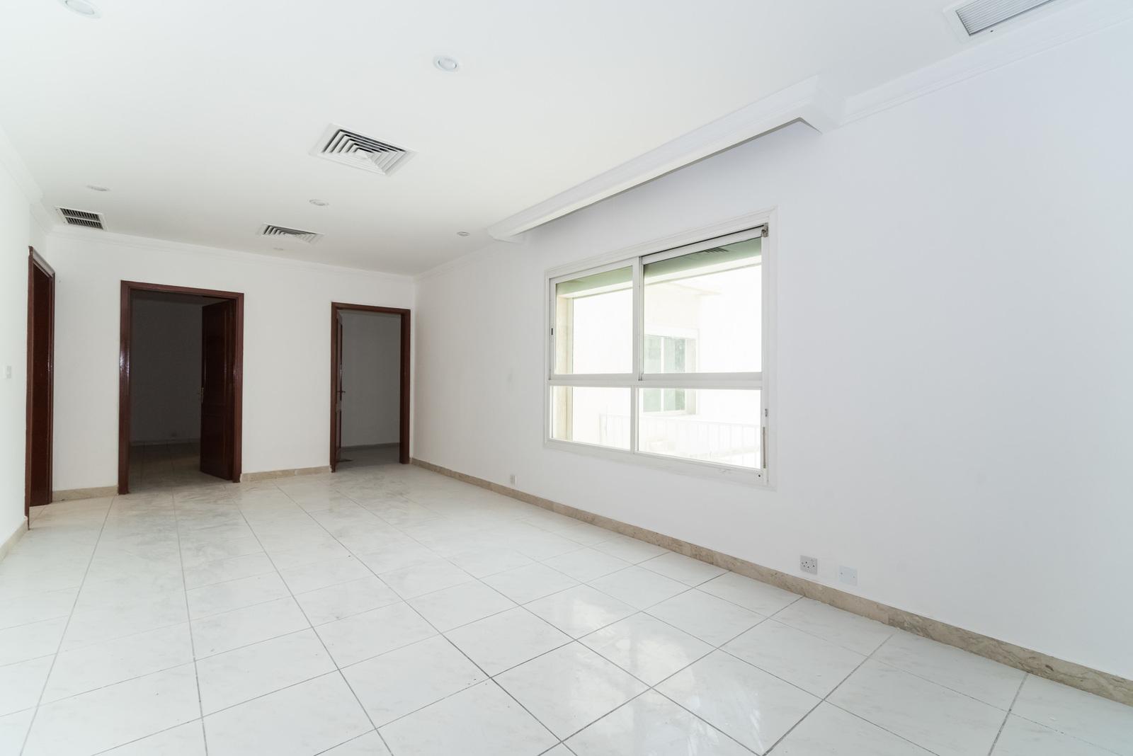 Zahra – unfurnished, six bedroom villa w/basement, preferably for commercial use