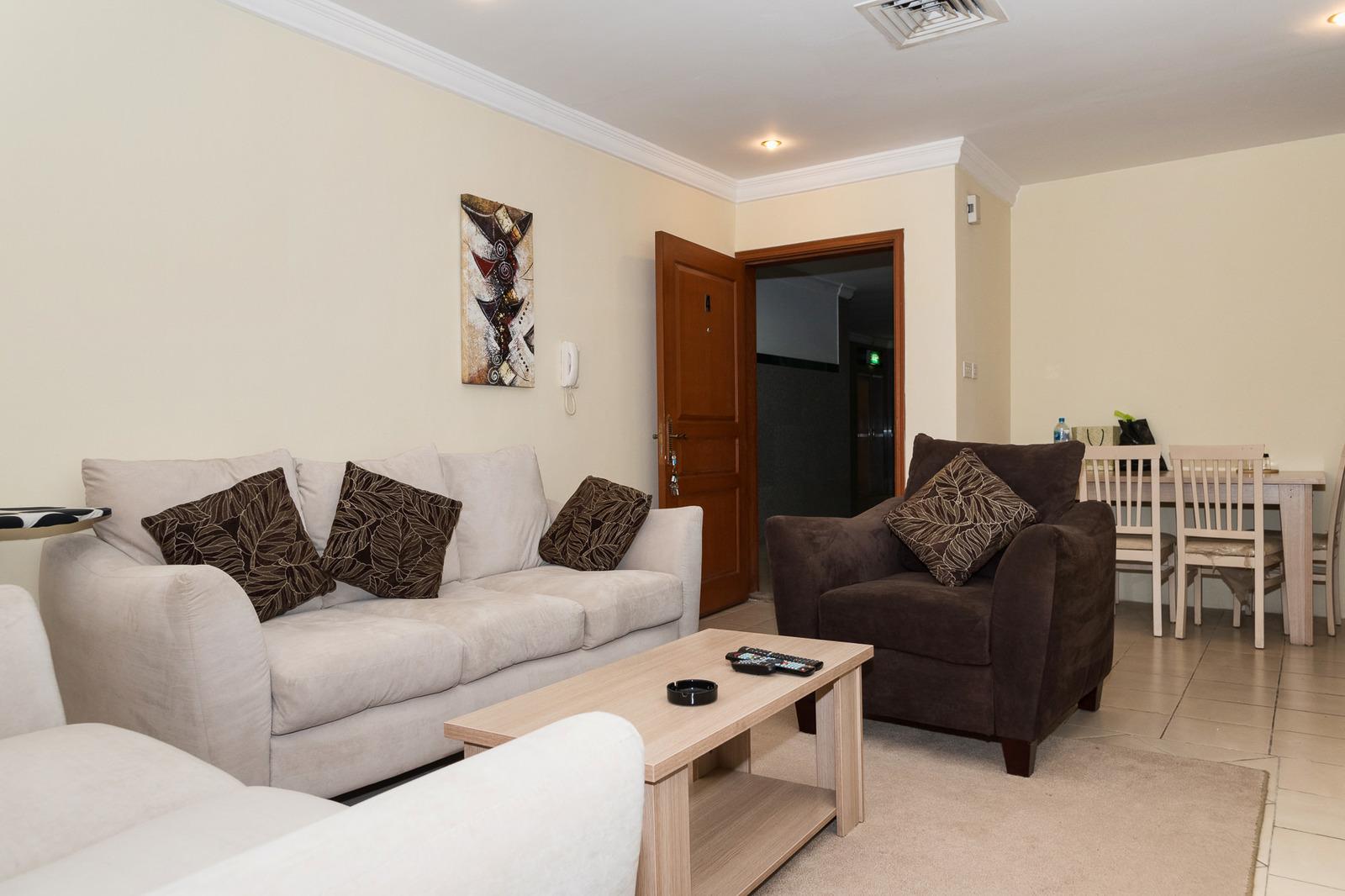 Mangaf – furnished, two bedroom apartments