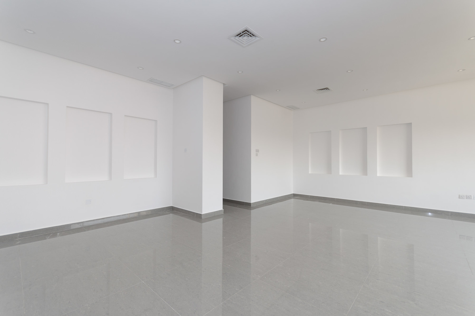 Jabriya – new, sunny, unfurnished, three bedroom apartment