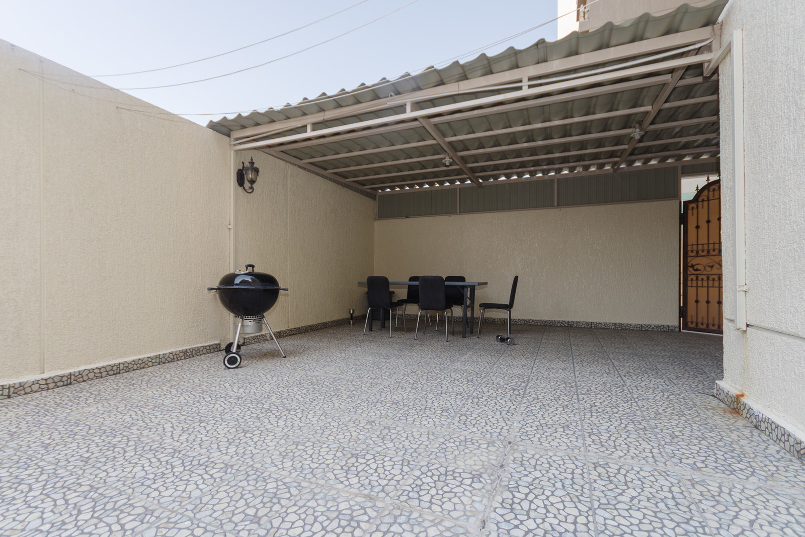Mangaf – furnished, three bedroom apartment w/private yard and common pool