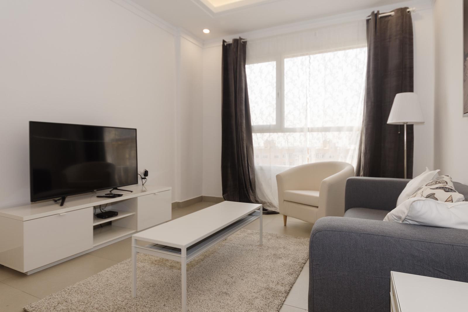 Bneid Al Gar – furnished two bedroom apartments