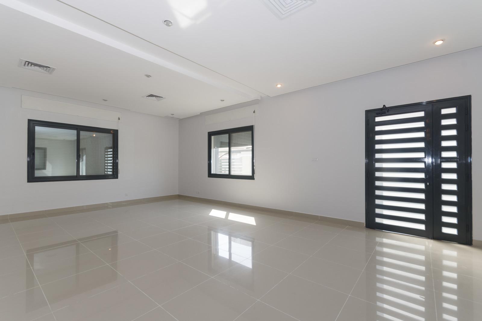 Egaila – new, spacious, unfurnished, five bedroom duplex w/yard