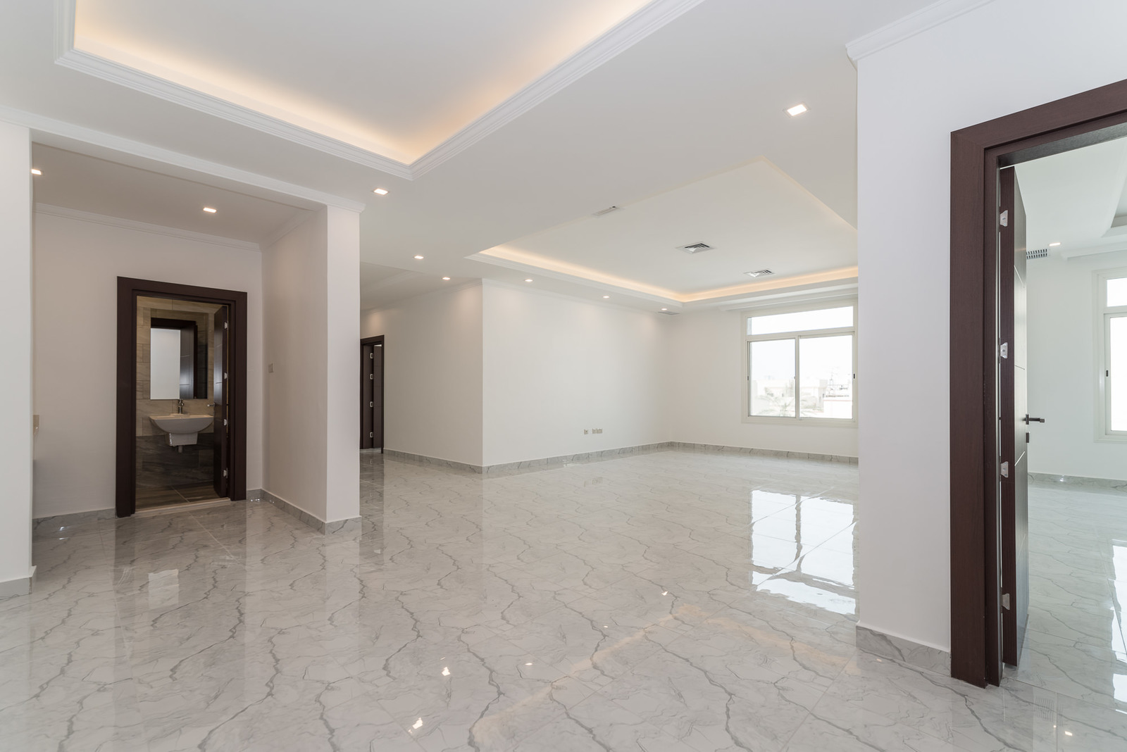 Rumaithiya – brand new, spacious, unfurnished four bedroom apartments