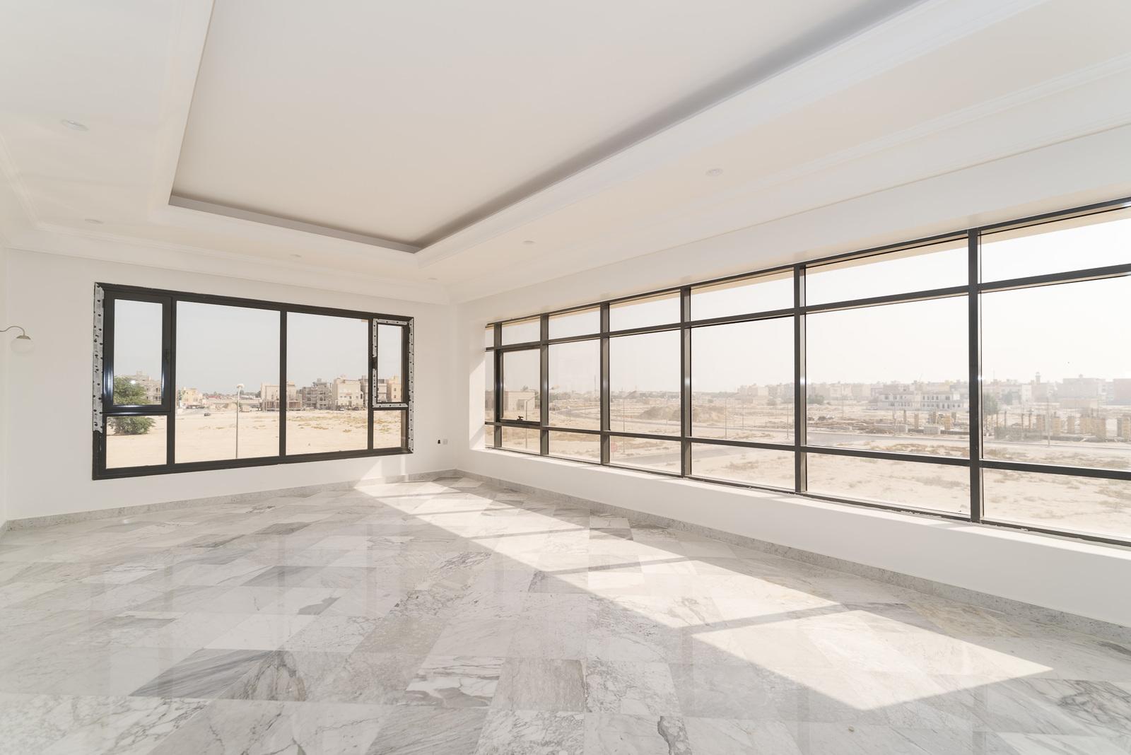 Abu Fatira – sunny, new, unfurnished, three bedroom apartments