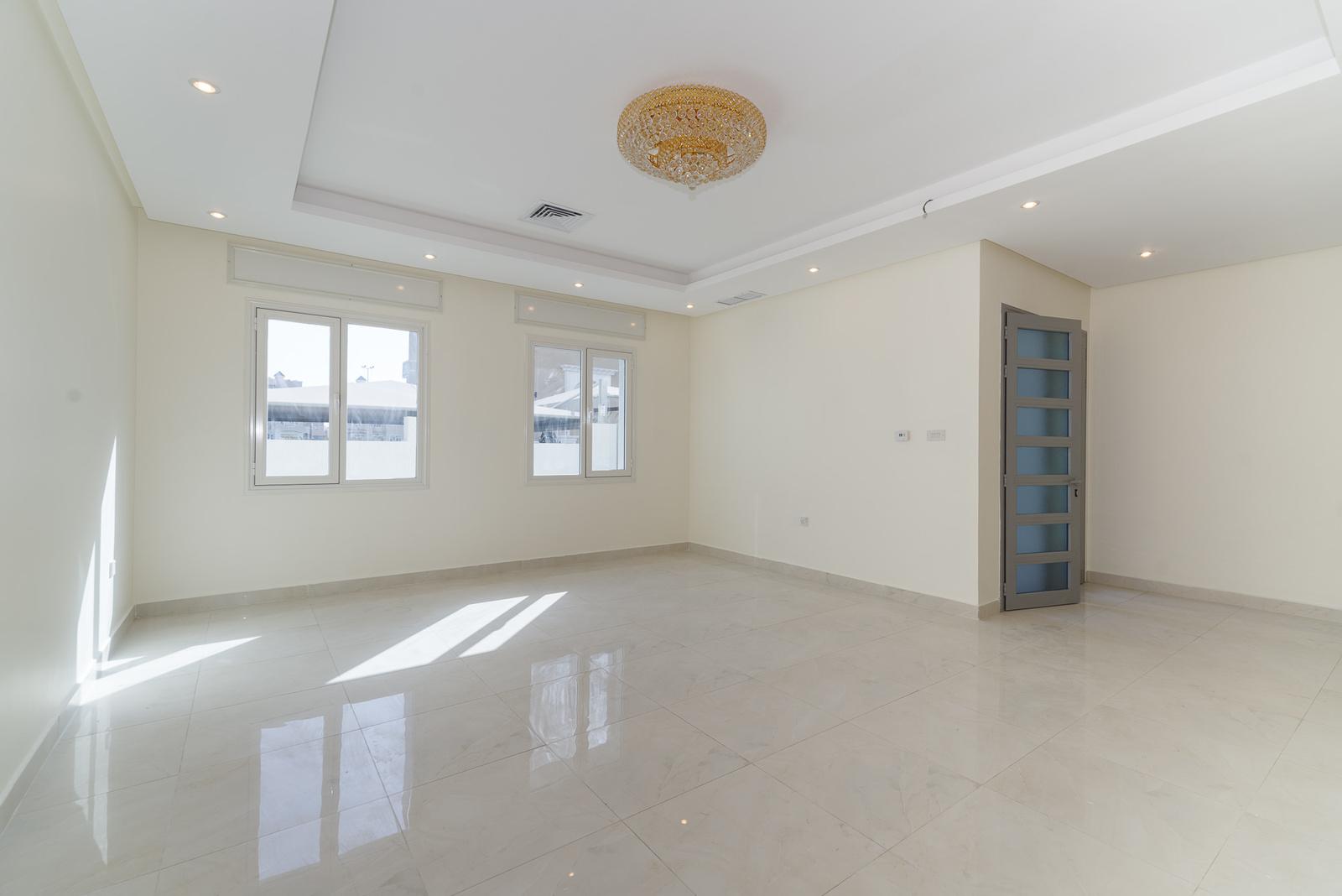 Abu Fatira – unfurnished, four bedroom ground floor w/diwaniya