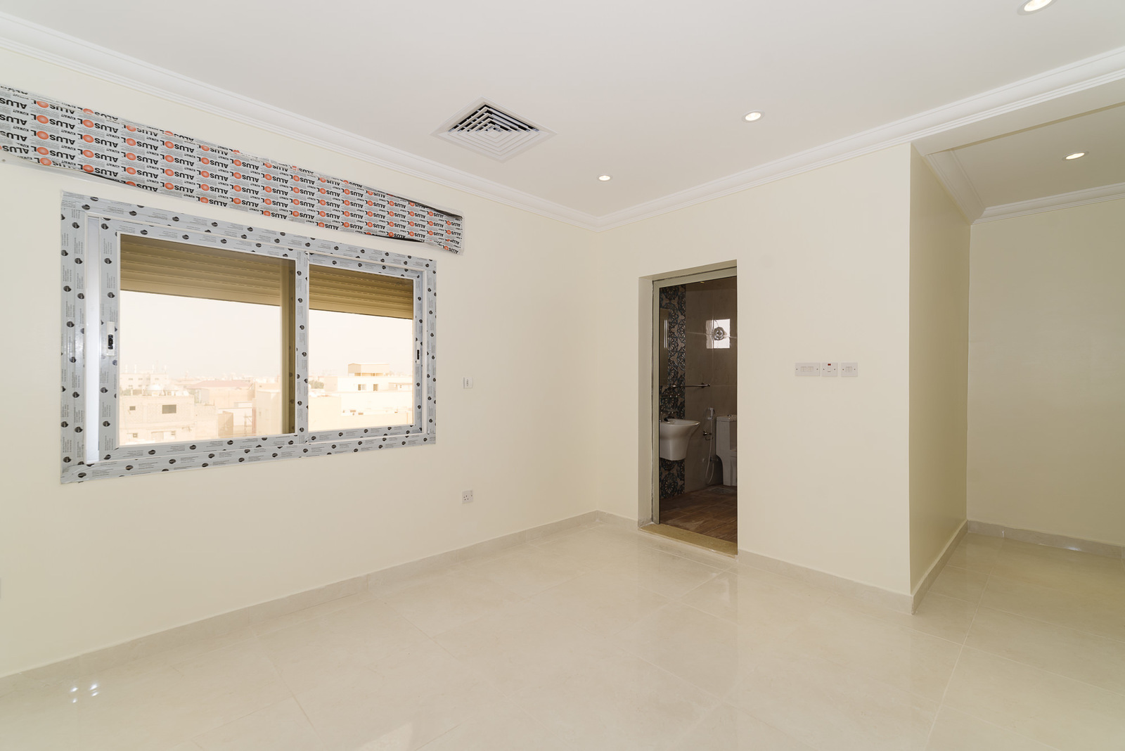 Salwa – small, brand new two bedroom apartments