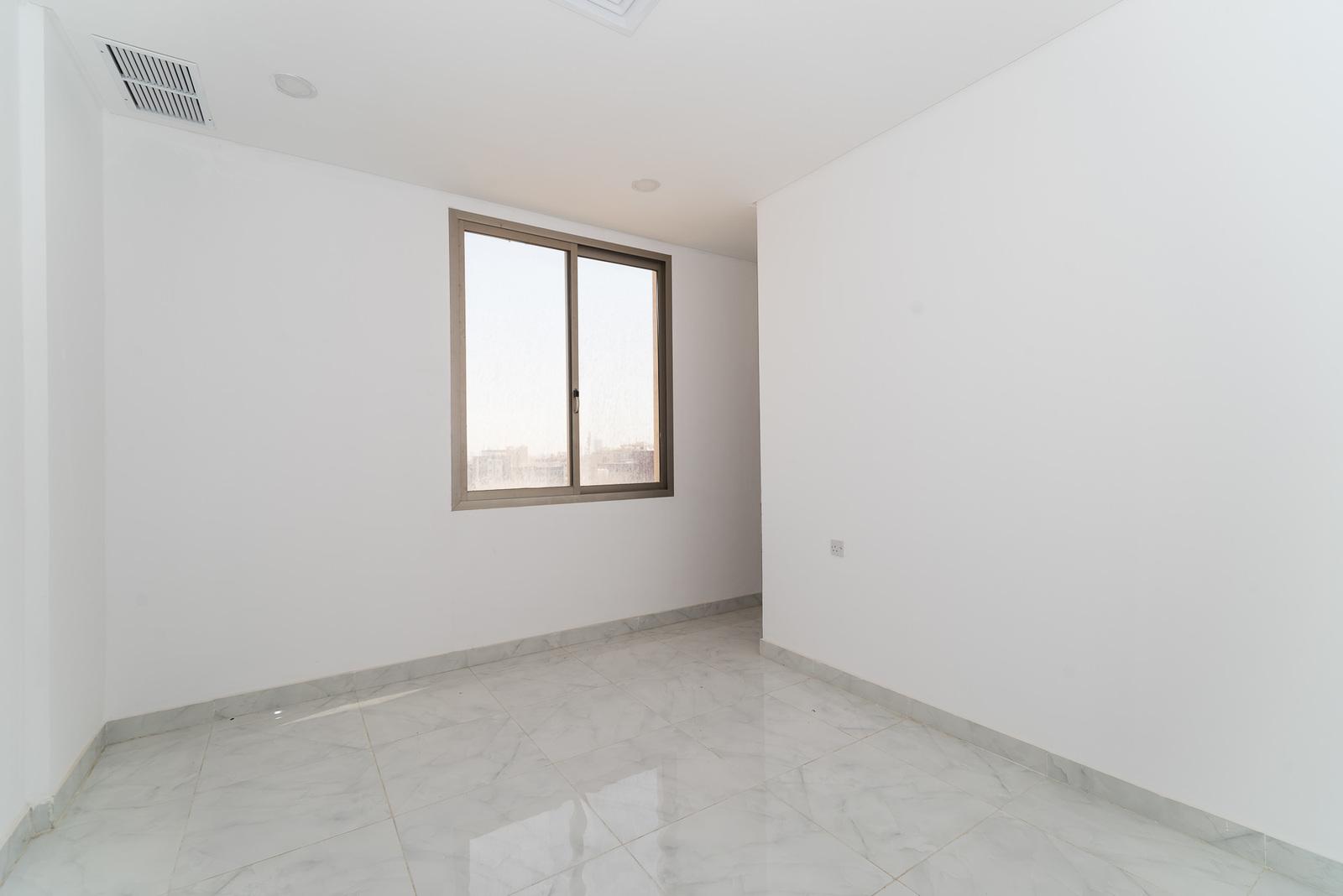 Hawally – unfurnished, three bedroom apartment w/indoor pool