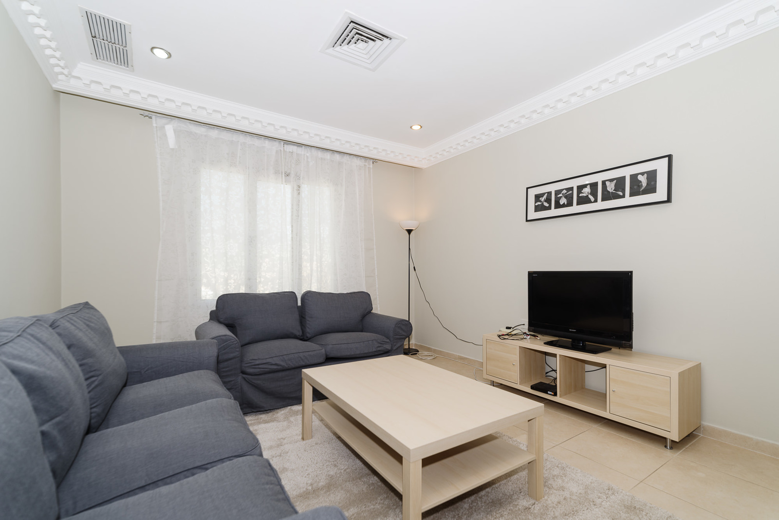 Mahboula – furnished, two bedroom apartment w/pool