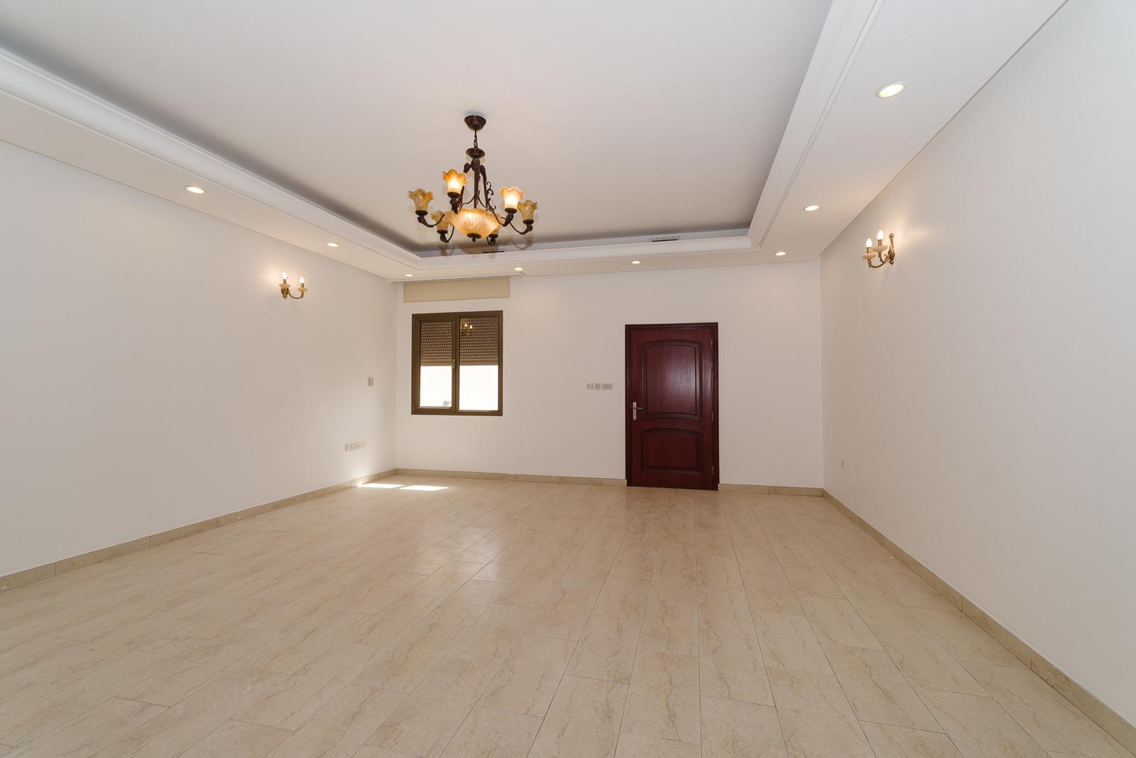 Rumathiya – spacious, unfurnished, five bedroom part of a villa
