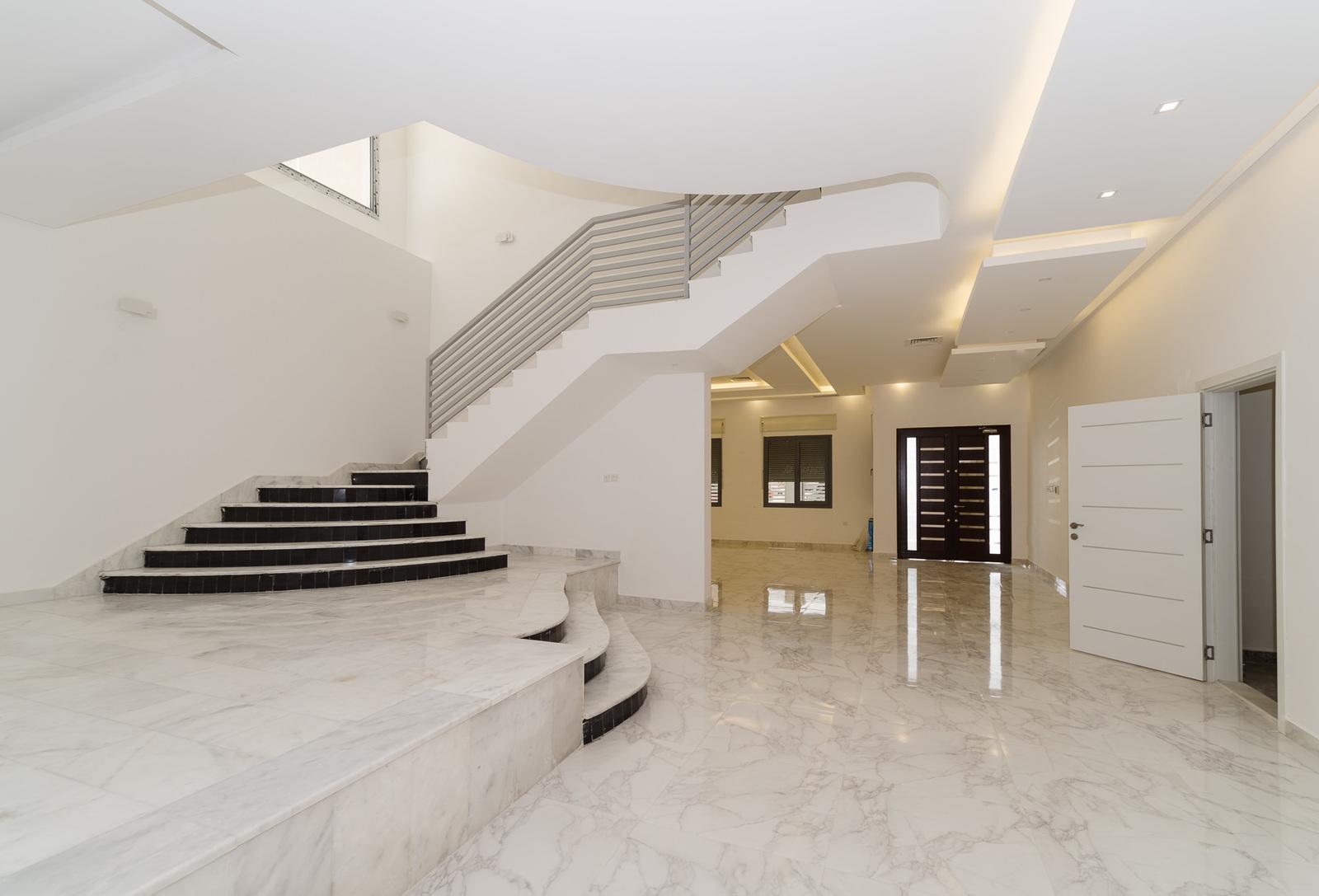 Jaber Al Ahmad – new, unfurnished, five master bedroom duplex