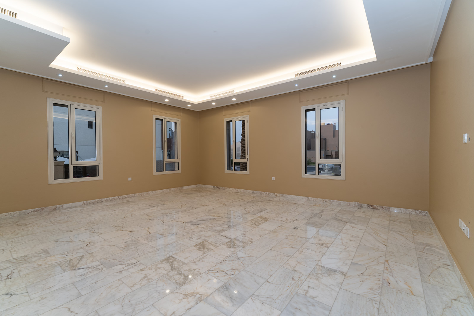 Abu Fatira – new, unfurnished, four bedroom floors