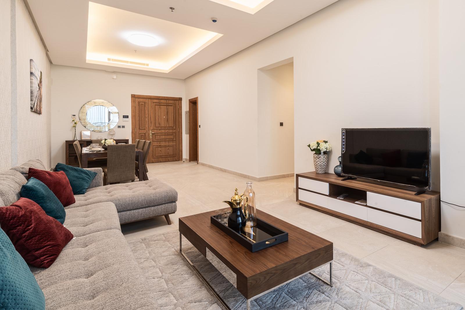 Salmiya – new, two and three bedroom apartments w/sea view