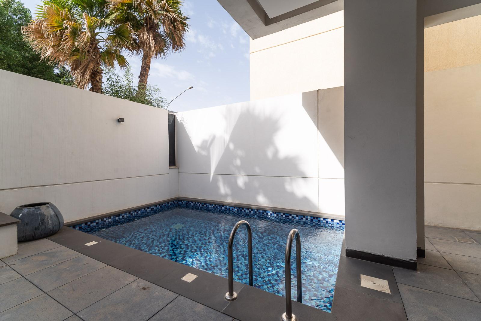 Jabriya – modern, unfurnished, three and four bedrooms villa