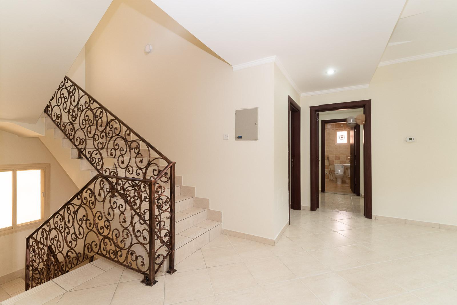 Egaila – very nice, unfurnished, four bedroom villa w/large yard