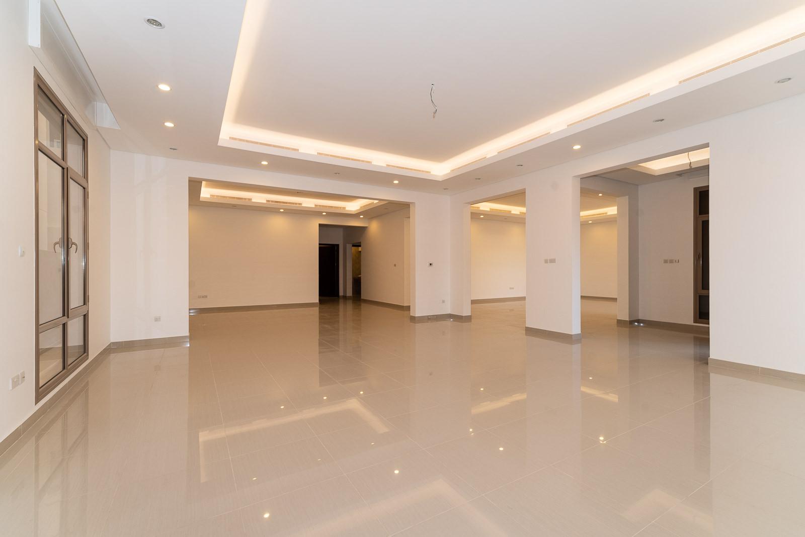 Shaab – new, spacious, duplex w/yard