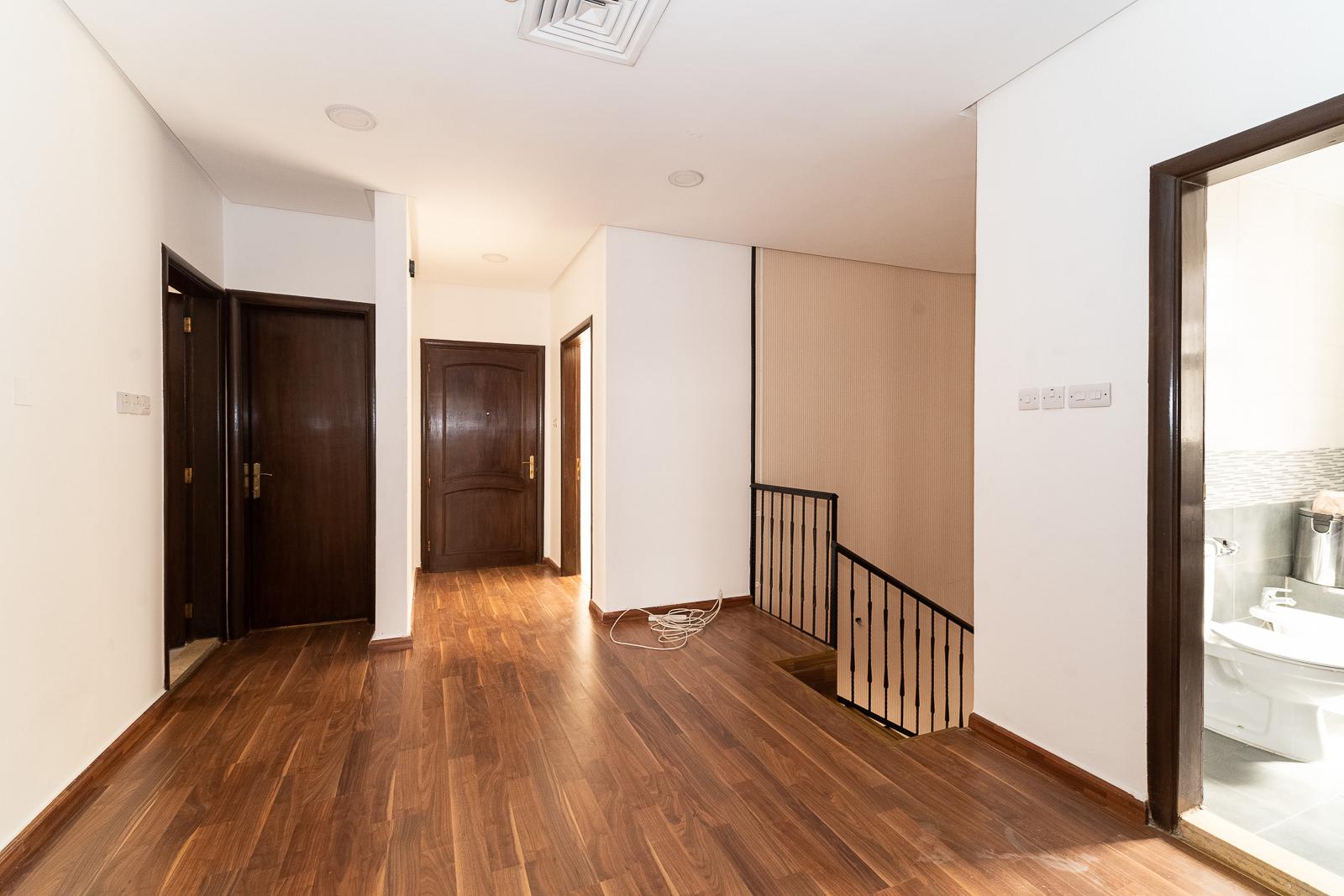 Jabriya – unfurnished,three bedroom duplex w/driver room