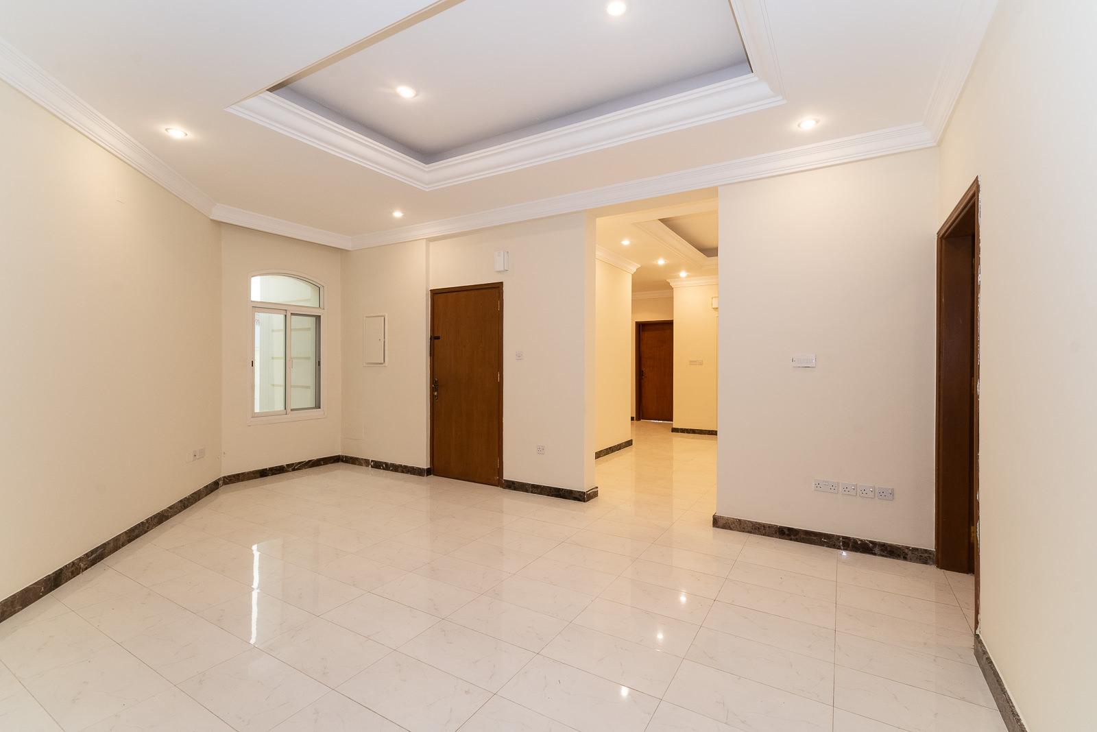 Abu Al Hasania – lovely, spacious, unfurnished, three bedroom floor w/terrace