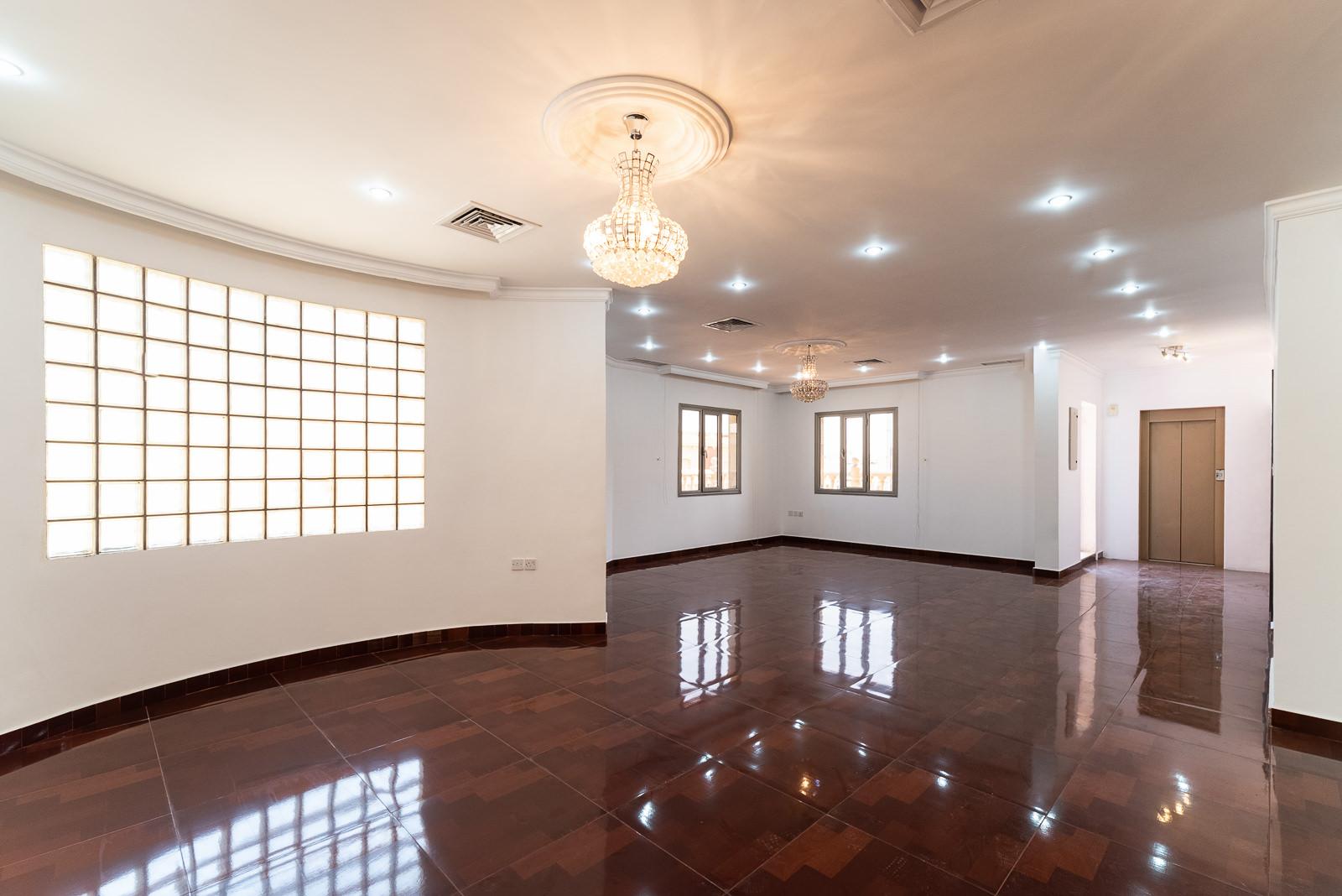 Salam – unfurnished three bedroom floor w/balcony
