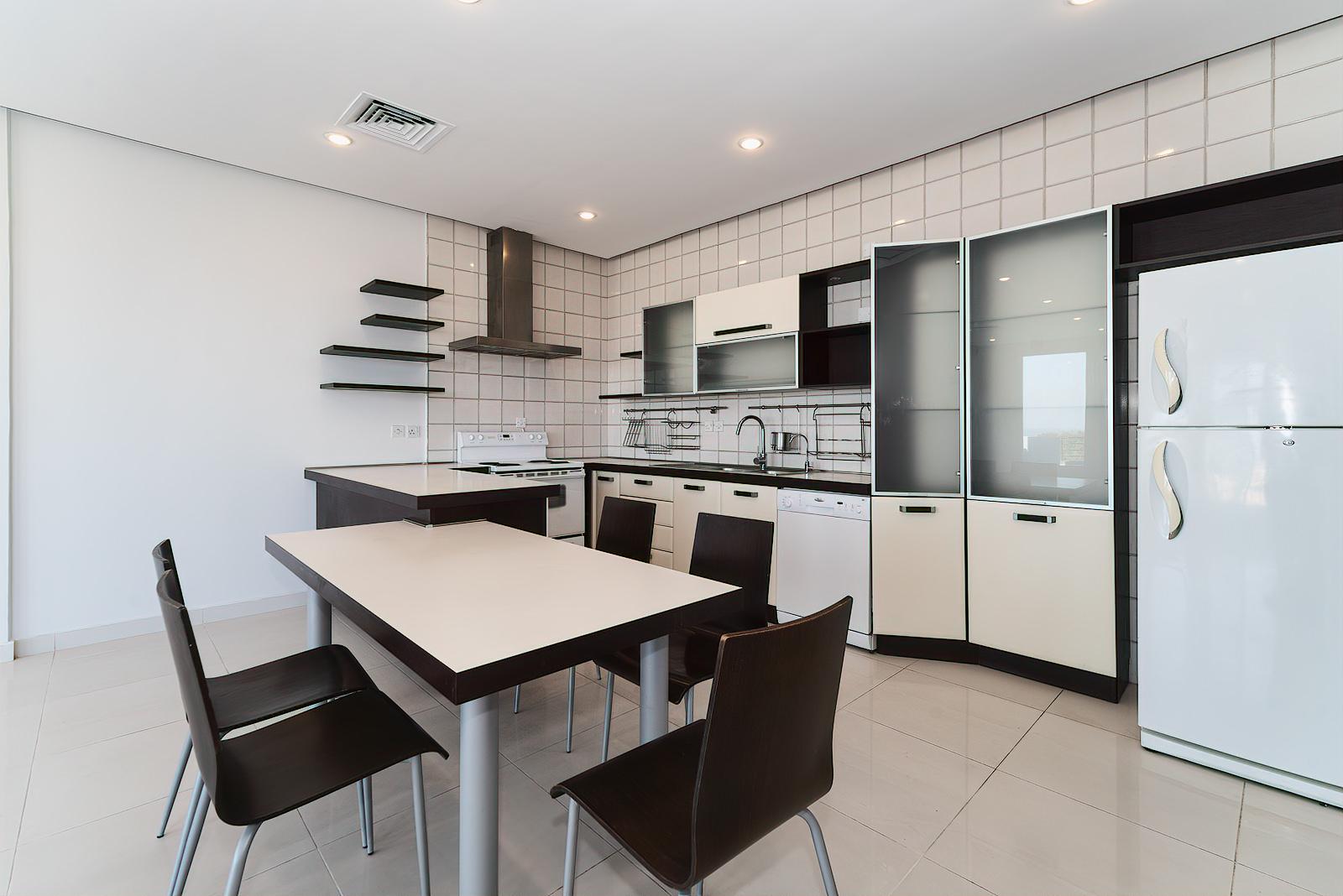 Salwa – fantastic, one bedroom sea view apartment w/terrace