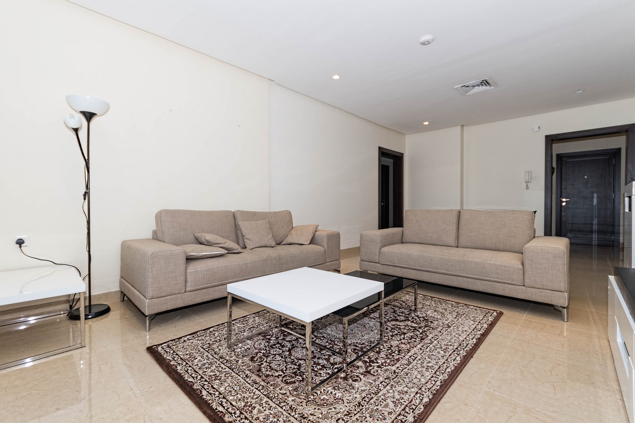 Fintas – lovely, furnished, two bedroom apartments w/sea view