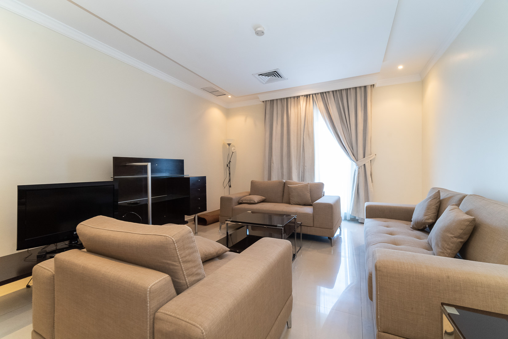 Egaila – spacious, furnished, two bedroom apartments w/pool