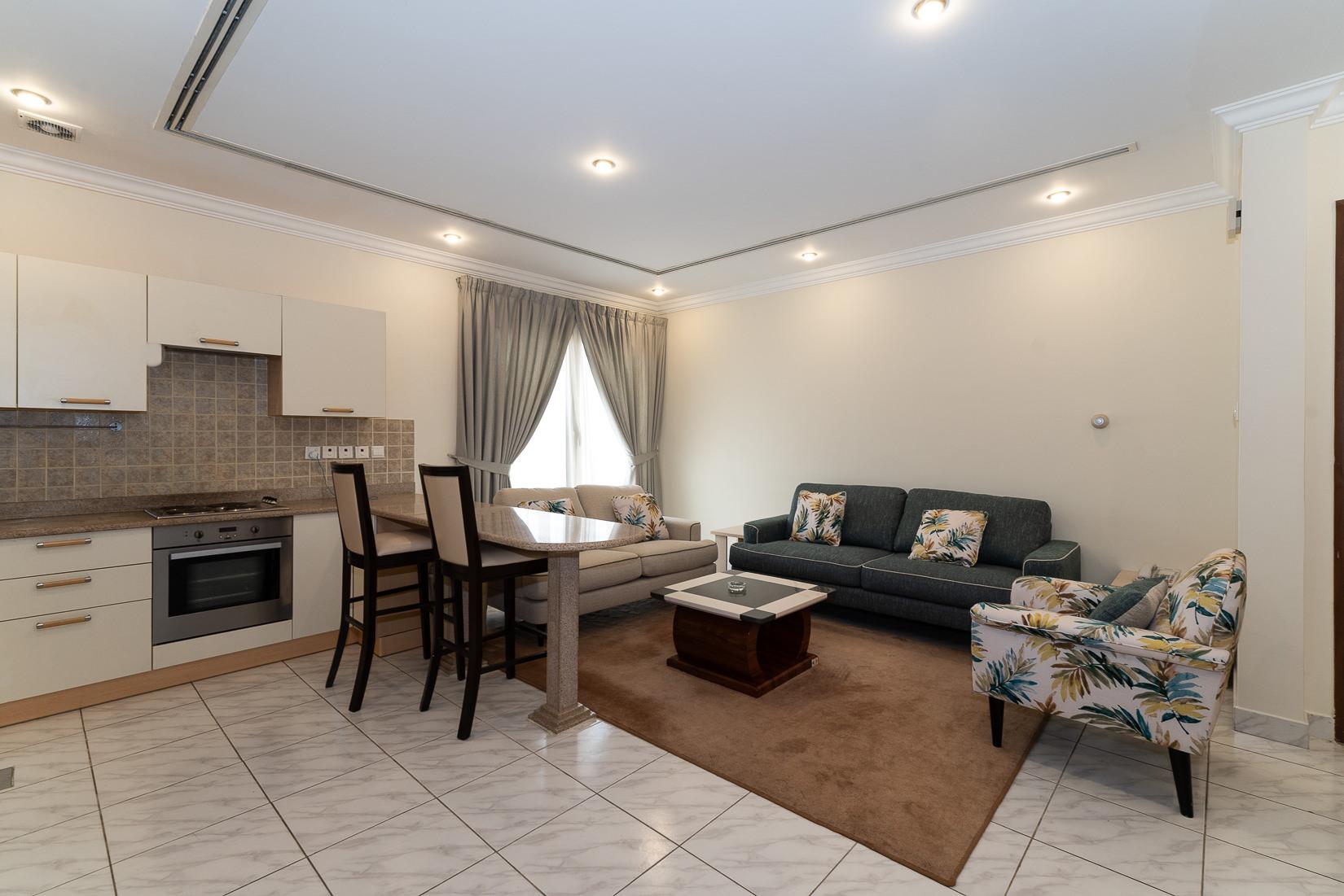 Salwa – furnished, two bedroom apartment w/pool