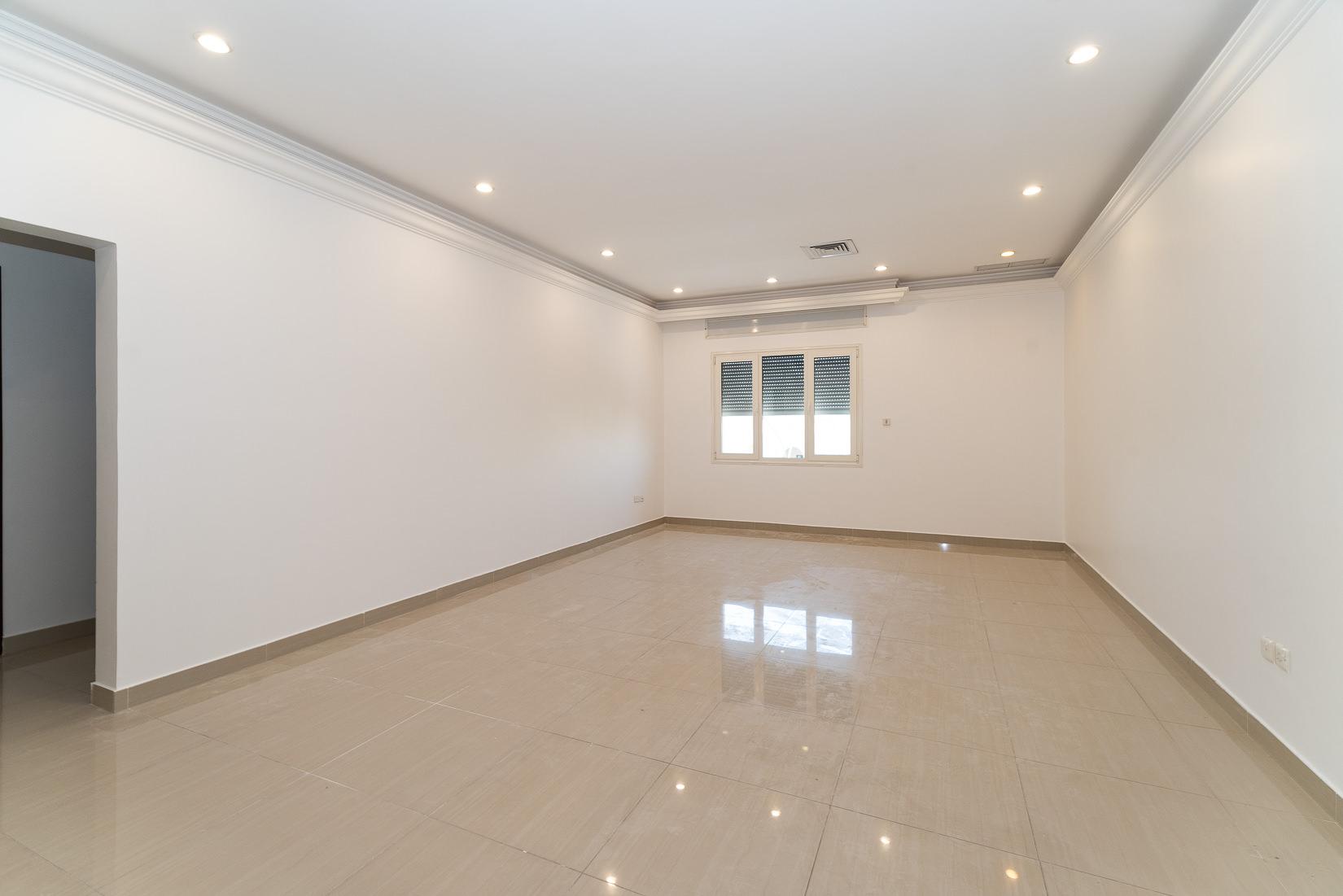 Jabriya – spacious, unfurnished, two bedroom apartment