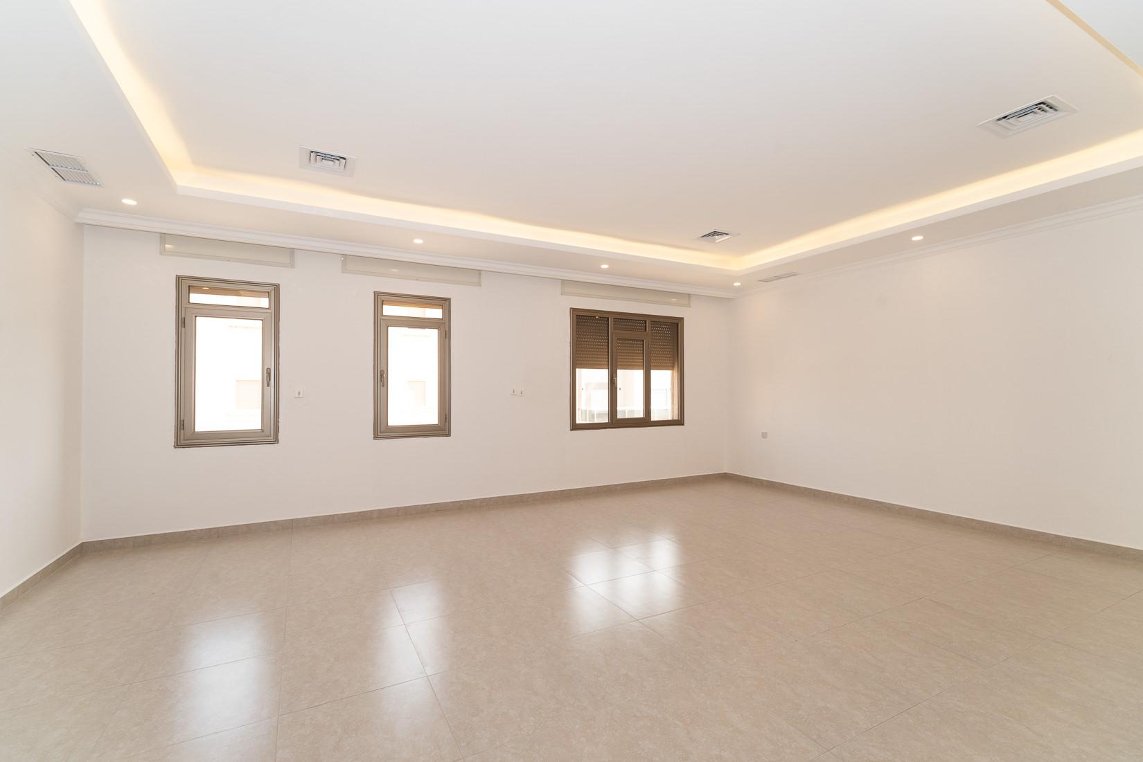 Abu Fatira – new, unfurnished four bedroom floors