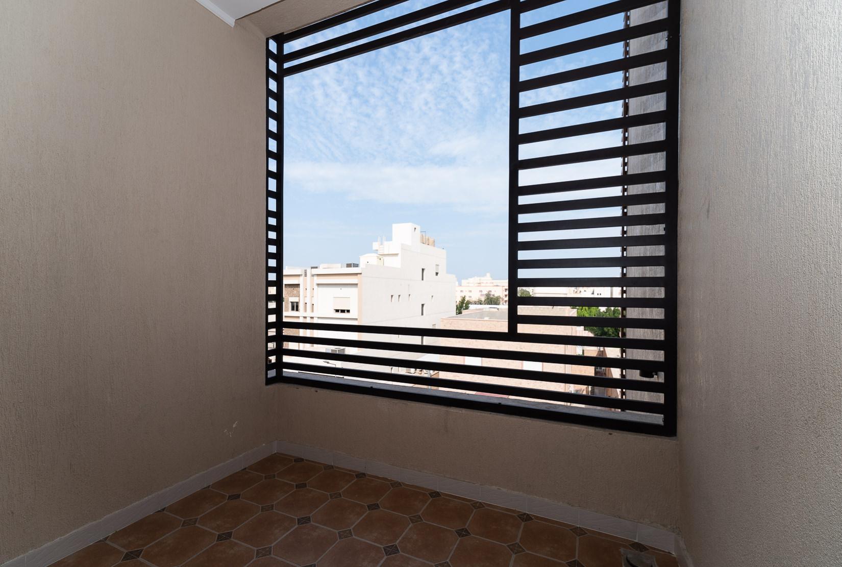 Rumaithiya – fantastic, new, four bedroom apartment w/terrace