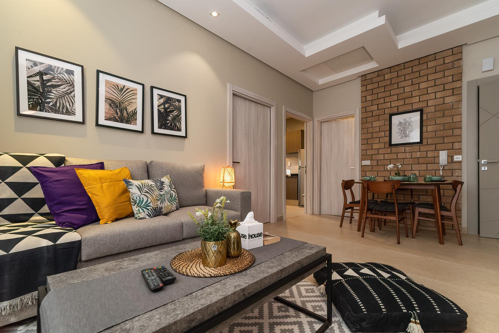Sabah Al Salem – elegant, new, furnished apartments