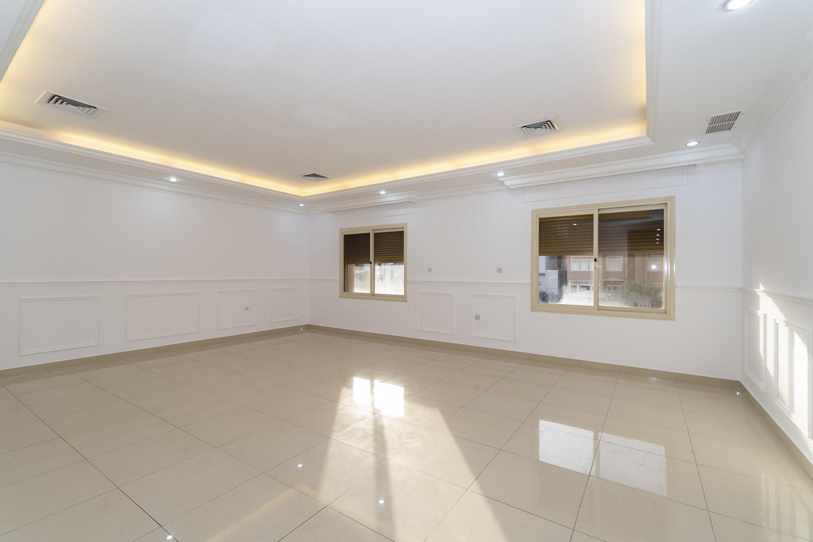 Salam – spacious, unfurnished, five bedroom floor