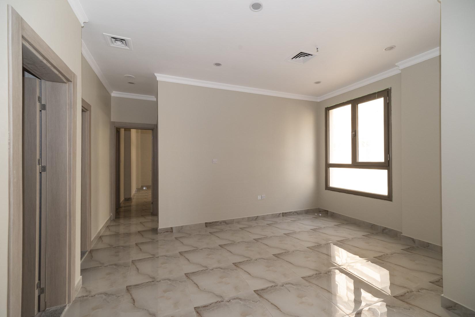 Salmiya – unfurnished, two bedroom apartment