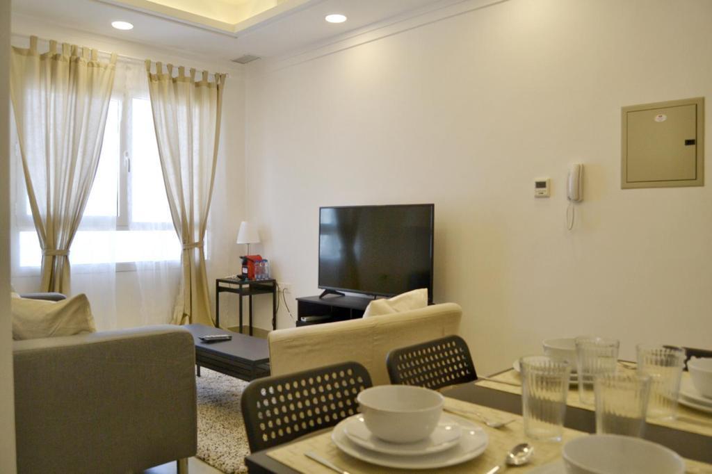 Bneid Al Gar – two bedroom apartments w/city and sea view