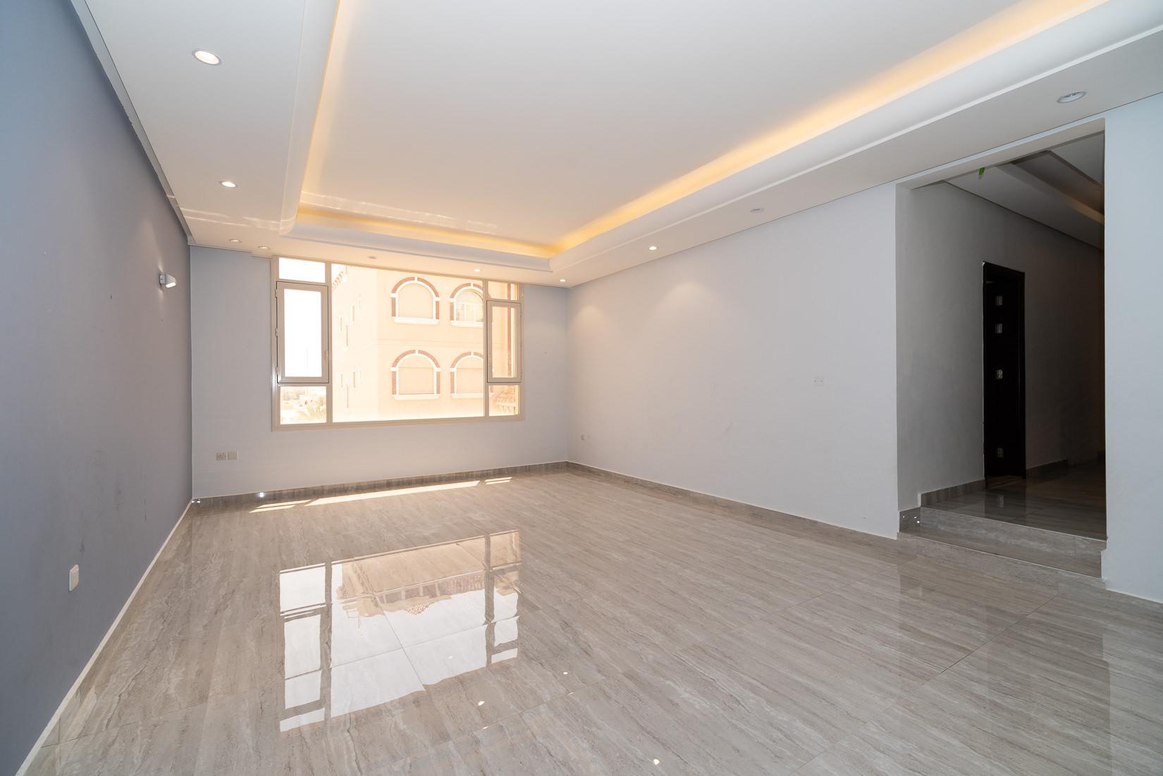 Mesayel – spacious, unfurnished three bedroom apartment.