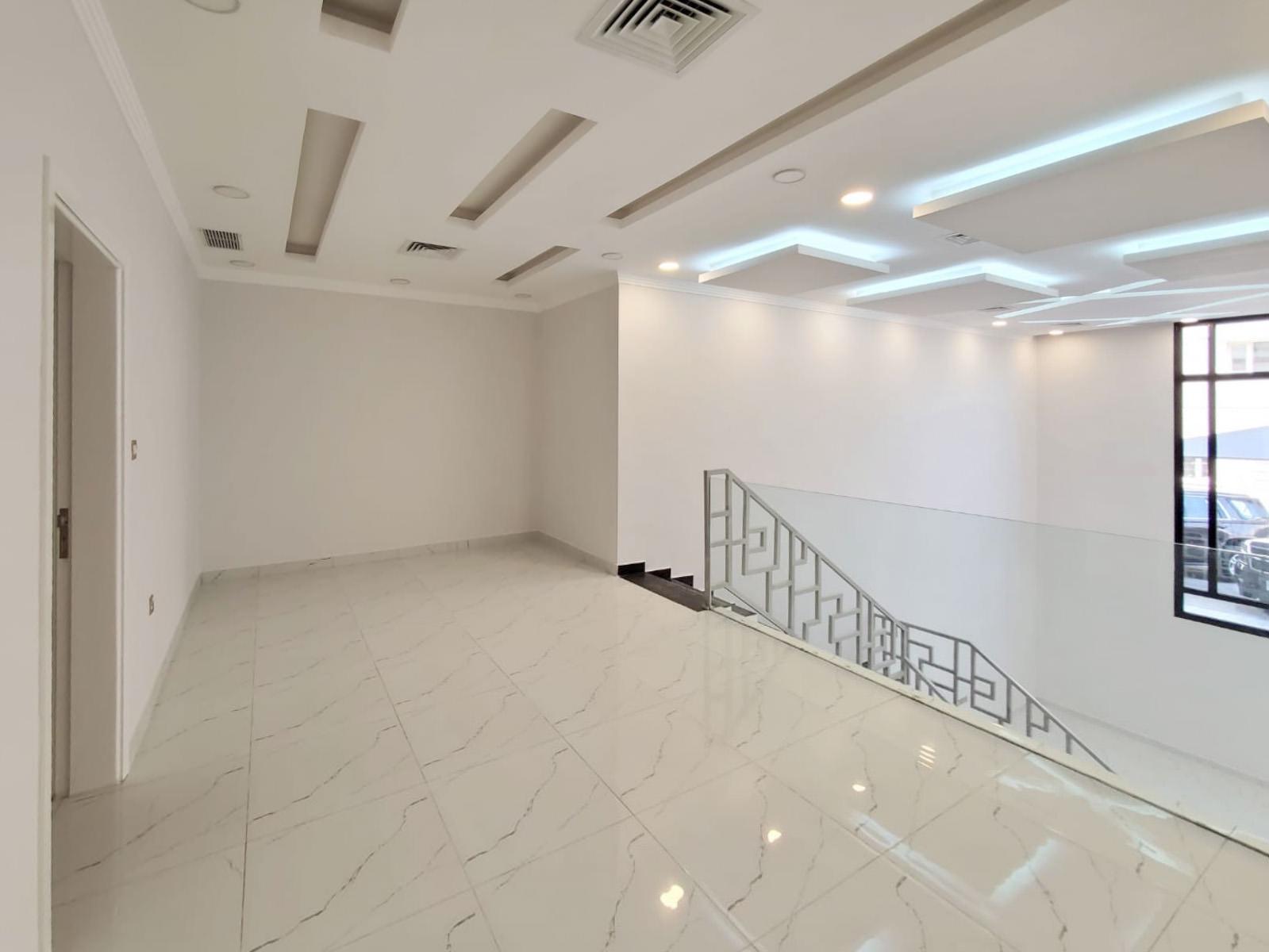 Andalous – unfurnished, five bedroom duplex w/yard