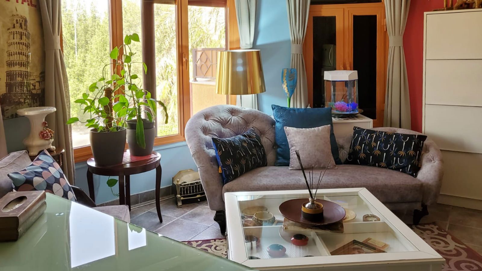 Jabriya – spacious, unfurnished villa w/garden