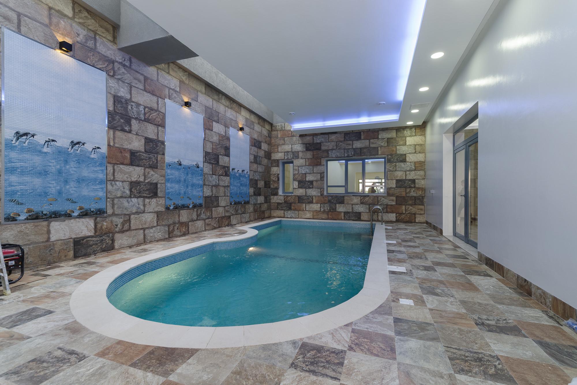 Masayel – unfurnished, three bedroom ground floor w/pool and garden