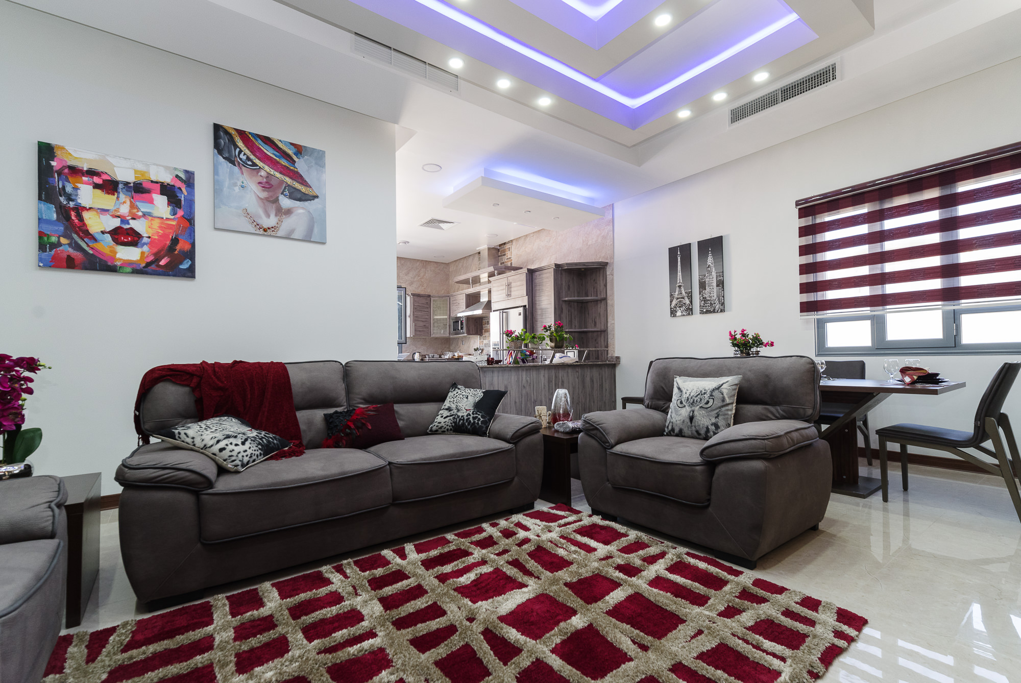 Masayel – fully furnished two bedroom apartment