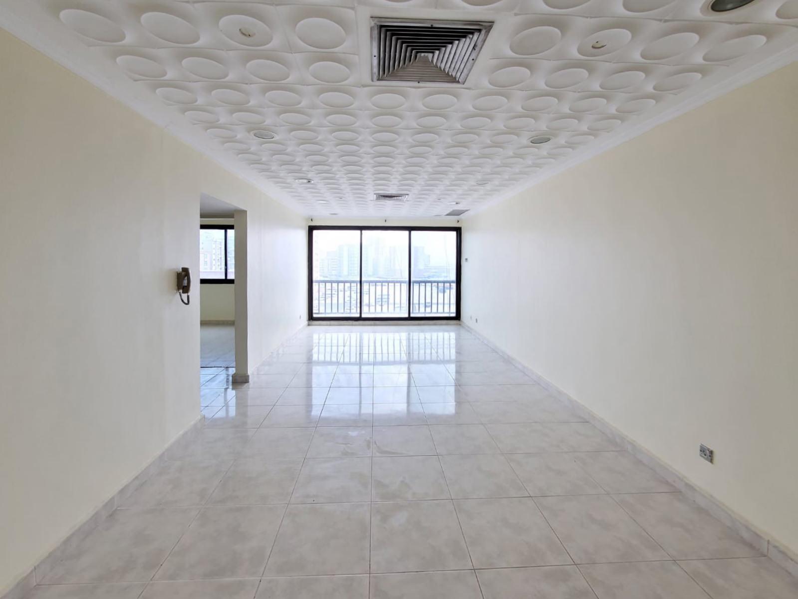 Salmiya – unfurnished, two bedroom apartments